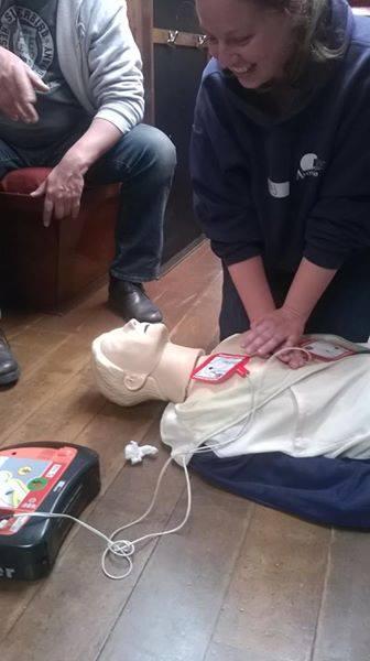 Hartmassage kan levens redden